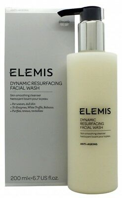 Elemis Tri-Enzyme Resurfacing Facial Wash - Women's For Her. New. Free Shipping