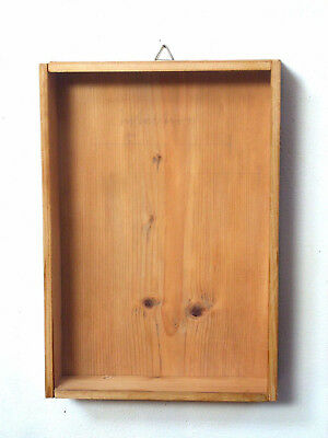 Joseph Beuys INTUITION  Multiples box wooden 1968