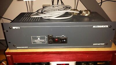 Allen & Heath RPS11 Power Supply For GL mixer and DIY