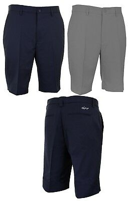 2017 Greg Norman Performance Flat Front Tech Stretch Golf Shorts - ALL SIZES