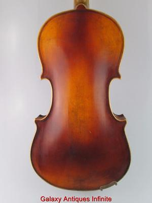 Antique 3/4 Violin Antonius Stradivarius Circa 1900