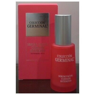 GERMINAL - SÉRUM FACIAL CUIDADO INTENSIVO SPF15, 30ml - ¡ganga!