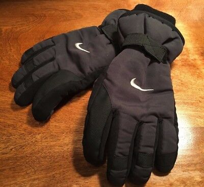 Boys Youth Nike winter Gloves