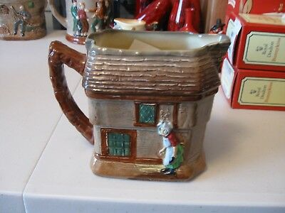 Royal Doulton Series Ware Pitcher D5584 Old Curiosity Shop
