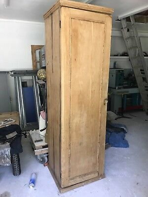 Reclaimed Pine Wardrobe