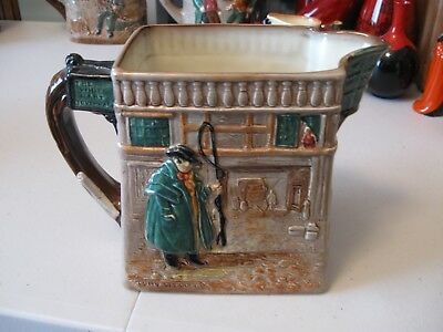 Royal Doulton Series Ware Pitcher D5756 Pickwick Papers Jug
