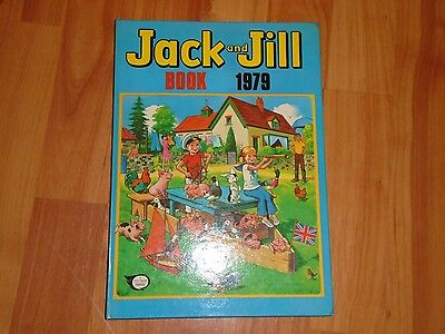 Jack and Jill Annual 1979