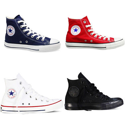 Converse Unisex Chuck Taylor All Star Classic High Top Shoes