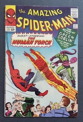 Amazing Spider-Man #17 • 2Nd Green Goblin • Fine+ (6.5) Or Better • Homecoming