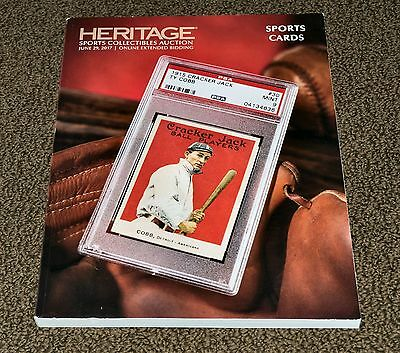 Heritage Sports Collectibles/Sport Cards Auction Catalog 300+ pages : New