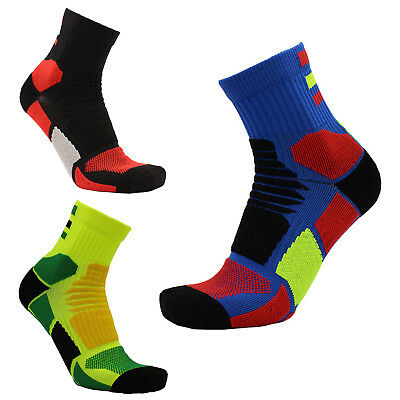Men's Professional Breathable Thicken Towel Athletic Basketball Socks New GT