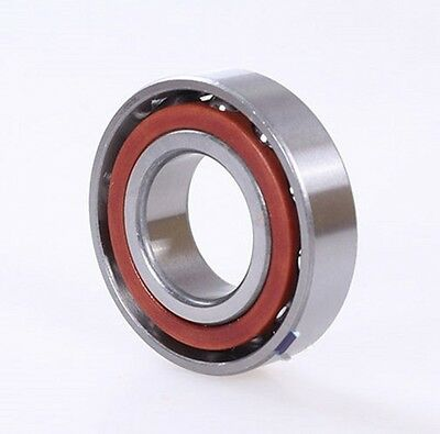 1Pcs HRB High Speed 7004AC Angular Contact Spindle Ball Bearing 20*42*12mm