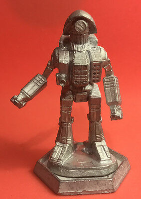 BATTLETECH Ral Partha Miniature - Metal Mech Robot CYCLOPS 20-863 1987