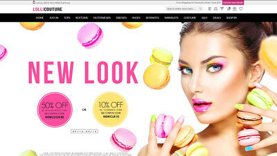 Mini Store. WordPress/WooCommerce template w/product install & content migration