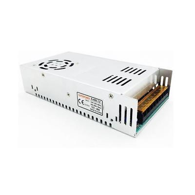 DC 12V 40A 480W Switch Power Supply Adapter For LED Strip Light CCTV Camera