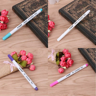 DIY Water Soluble Pen Erasable Cross Stitch Fabric Marker Pen Auto Vanishing Ink
