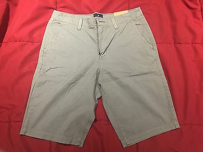 American Eagle Shorts Men's Size 32 Gray New With Tags