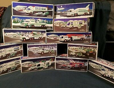 Hess trucks for sale 90s to early 2000s