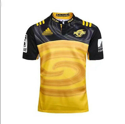 2017-18 New Zealand Hurricane Super Rugby Home jersey