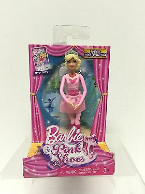 Barbie in the Pink Shoes Kristyn Farraday Mini Doll X8827