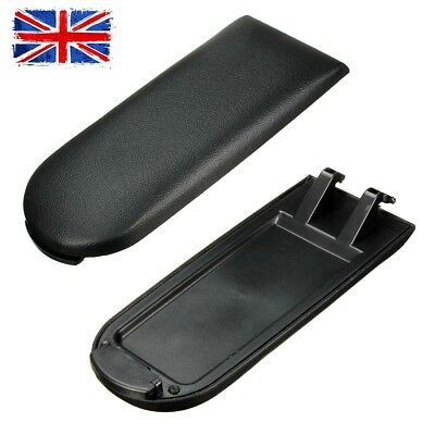 Leather Centre Console Armrest Cover Lid Cap For VW Jetta Bora Golf MK4 Passat