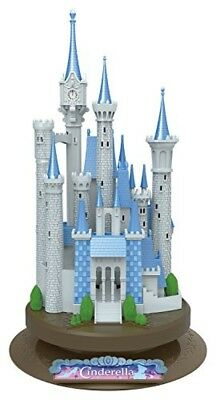 Bandai 080923 Castle Craft Collection CINDERELLA Plastic Model Kit From Japan