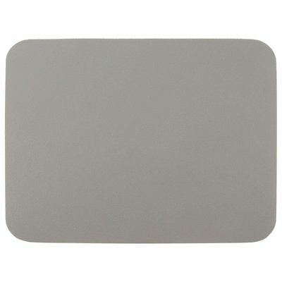 """PF 8.5"""" x 6.9"""" Soft Silicone Smooth Square Gray Desktop Mouse Pad Mat"""