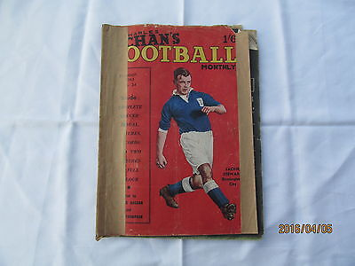 Charles Buchan Football Monthly.August 1953.