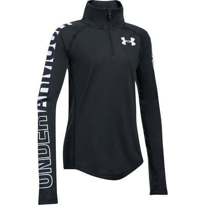 Under Armour Girls Threadbone 1/4 Zip