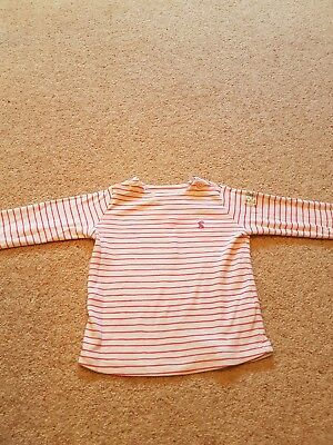 joules baby girl top age 18-24 months