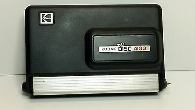 Kodak Disc 4100 Vintage Disc Film Camera - MADE USA - FAST OZ POST!