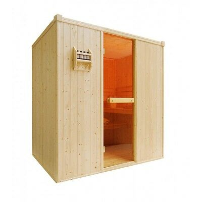 D2525 Oceanic Domestic Sauna Cabin