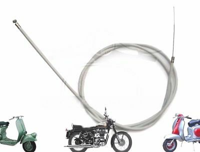 Lambretta Front Brake Cable Inner  & Outer Grey Li Gp Sx Tv Scooters @aud