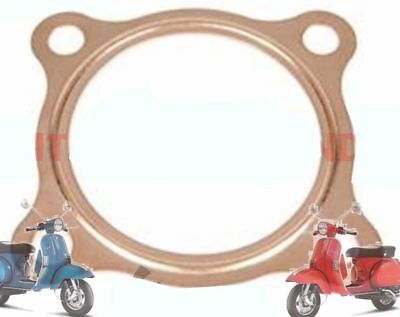 Vespa Px Lml  Copper Cylinder Head Gasket Star Stella Scooters @aud