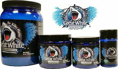 Great White 100% Organic Nutrient Concentrated Mycorrhizae Trichoderma