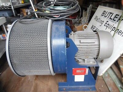 Spencer 0303-SS 3 HP Centrifugal Blower w/ Toshiba 3 Phase Induction Motor