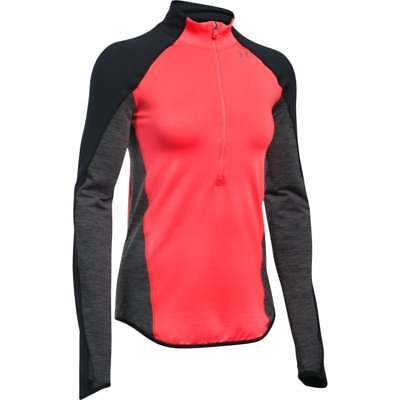 Under Armour Womens Cold Gear Reactor Fitted Long Sleeve