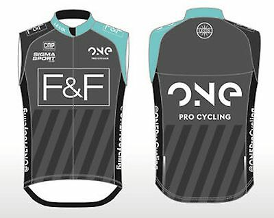 ONE Pro Cycling 2015 Cycling Gillet