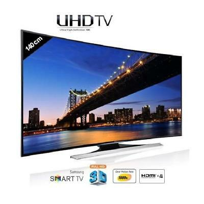 "Tv Led Samsung 55"" Ue55Hu8200 Curved Ultra Hd 4K !!"