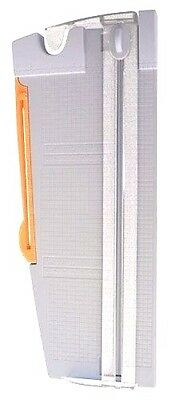 CRAFTING TRIMMER Tonic Studios 602 12-Inch V Blade Cutting Scoring Trimmer NEW