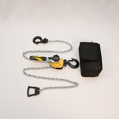 1/4 Ton Manual Lever Chain Hoist, Ratcheting, High Quality, Durable