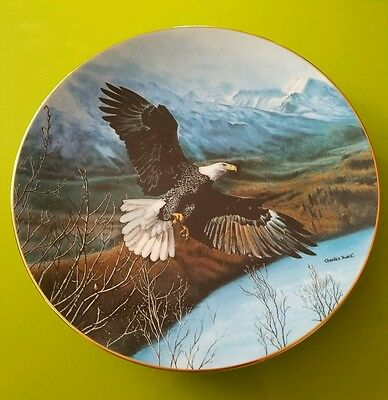 Freedom; Soaring Majesty Plate