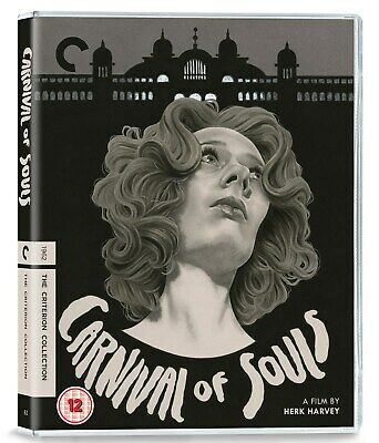 Carnival of Souls - The Criterion Collection (Restored) [Blu-ray]