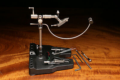 Stonfo Transformer Fly Tying Vise - 3 Vises in One