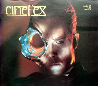 Cinefex Special Effects Magazine Number 47