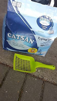 Catsan 10L Non-Clumping Hygiene Protection Odour Protection Cat Litter