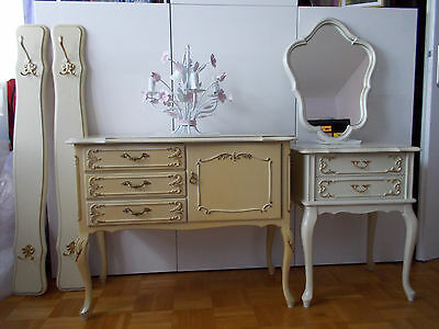 Garderoben-Set Chippendale