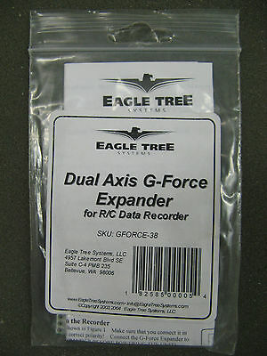 EAGLE TREE: Dual Axis G-Force Expander