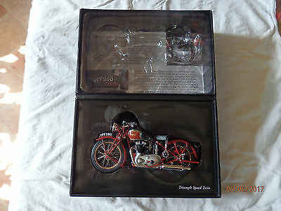minichamps 1/12 triumph speed twin