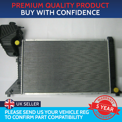 Brand New Radiator Mercedes Sprinter Cdi 2000 To 2006 / Classic 2013 On Manual